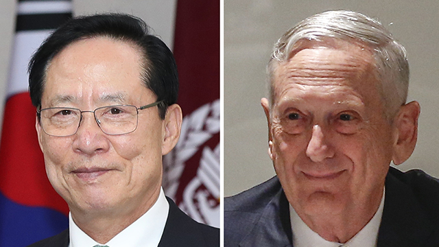 US Defense Chief to Visit S. Korea Next Week over Suspension of Military Exercises