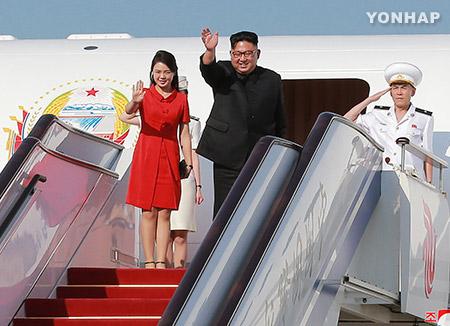 Kim Jong Un finaliza su viaje a China