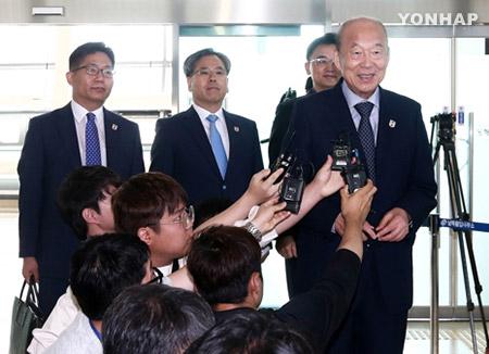 Korea Selatan dan Korea Utara Gelar Pembicaraan Palang Merah Hari Jumat
