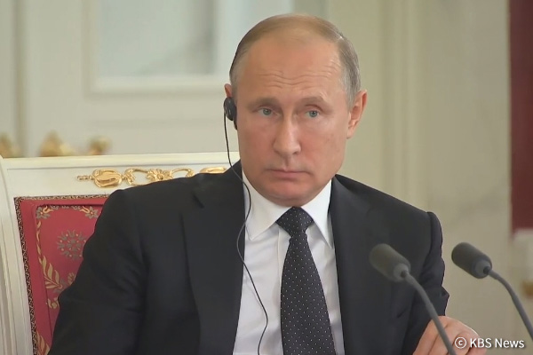 Tổng thống Nga kỳ vọng đối thoại Mỹ-Triều sẽ giảm căng thẳng trên bán đảo Hàn Quốc