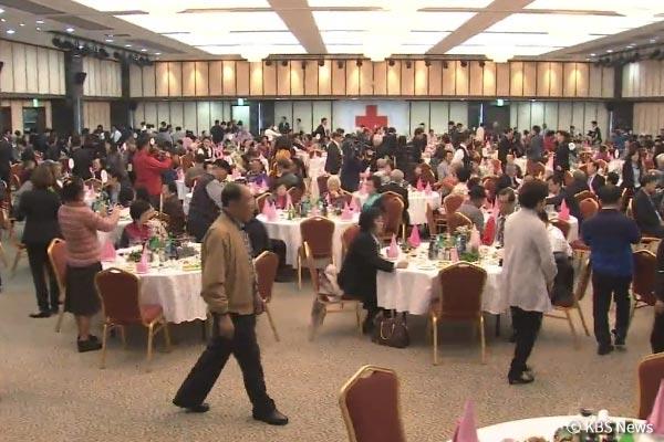 南北韩达成协议8月20-26日在金刚山举行离散家属团聚活动