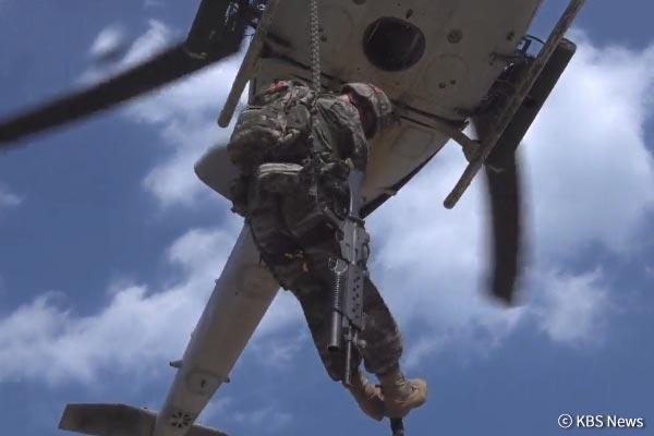 韓米海兵隊の合同訓練も中止へ