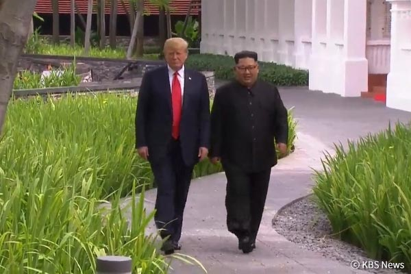 'Fewer Americans View N. Korea as No. 1 Threat Since Summit'
