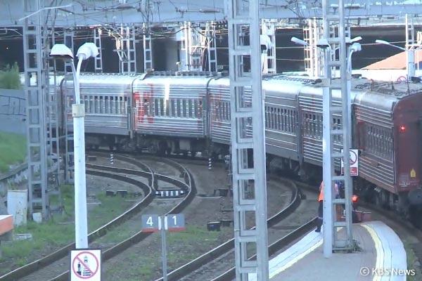 ロシアと韓半島との鉄道連結 3~5年以内に可能