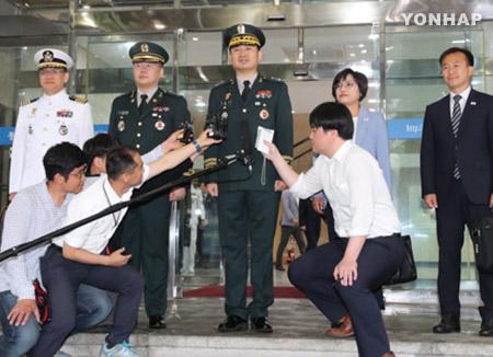 Séoul et Pyongyang décident de rétablir au plus vite leurs lignes de communication en mer Jaune et en mer de l'Est