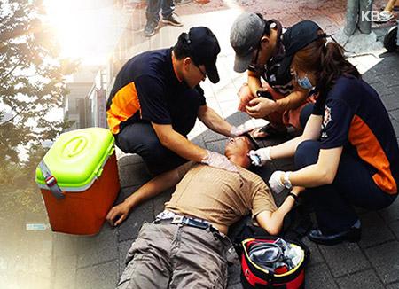 Hơn 700 ca nhập viện do nắng nóng tại Hàn Quốc