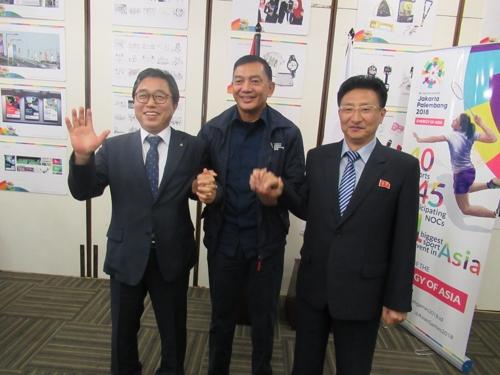 الكوريتان تتفقان على تشكيل فرق موحدة في 3 رياضات ضمن الألعاب الآسيوية