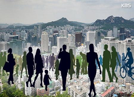 Lebih dari 90% Warga Korsel Tinggal di Perkotaan