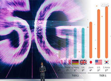 S. Korean Mobile Operators to Jointly Launch 5G Services in March 2019