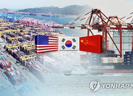 政府  「米中貿易紛争の韓国への影響は大きくない」