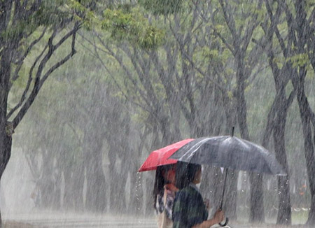 今年の梅雨明け 観測史上3番目に早い