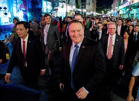 Pompeo empfiehlt Nordkorea Nachahmung vietnamesischen Wunders