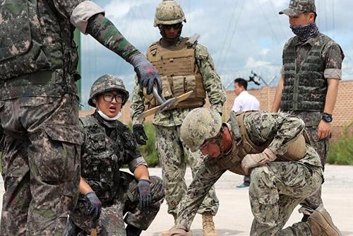 Пентагон: Отложив учения Ulchi Freedom Guardian, США сэкономили 14 млн долларов