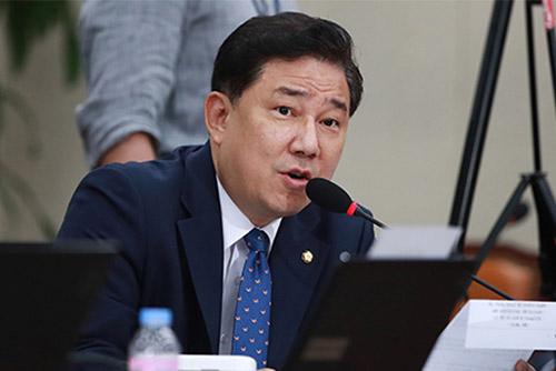 """김병기 """"MB 정부 국방부, 계엄선포 요건 완화 추진"""""""