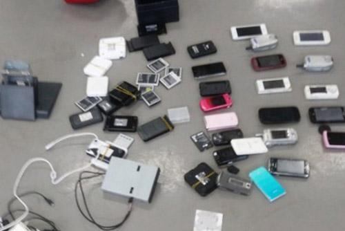 드루킹 특검, '산채'에서 휴대전화·유심 무더기 발견