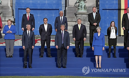 NATO Leaders Call for Maintaining Pressure on N. Korea