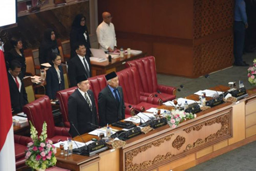 Indonesia Mengesahkan Perjanjian Kerja Sama Pertahanan dengan Korea Selatan