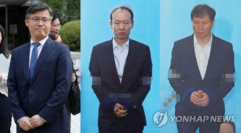 Former Presidential Secretaries Found Guilty of Receiving NIS Funds