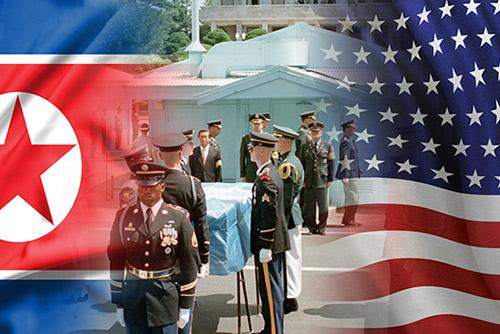 Pyongyang y Washinton no concretan la reunión sobre repatriación de restos