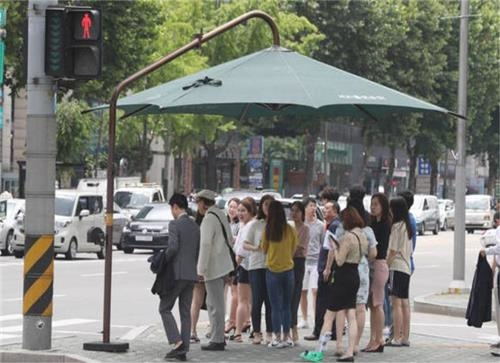 Second Heat Wave Advisory of 2018 Issued for Seoul