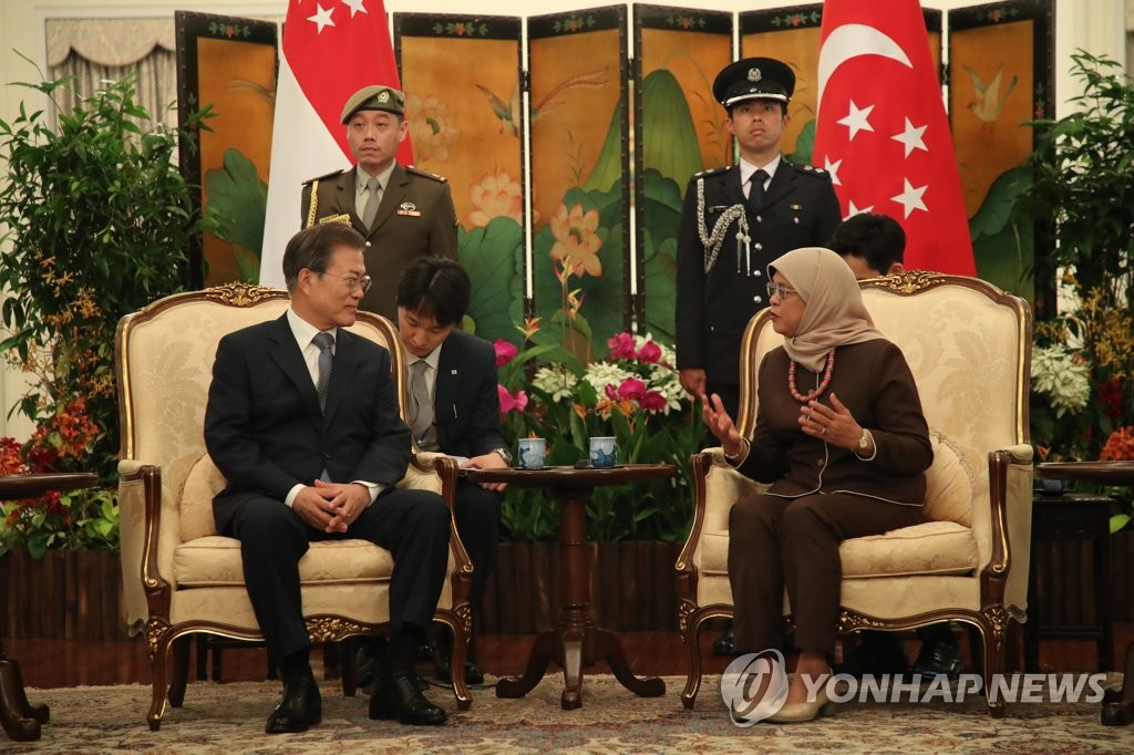 Moon: US-N. Korea Negotiations Will Produce Success