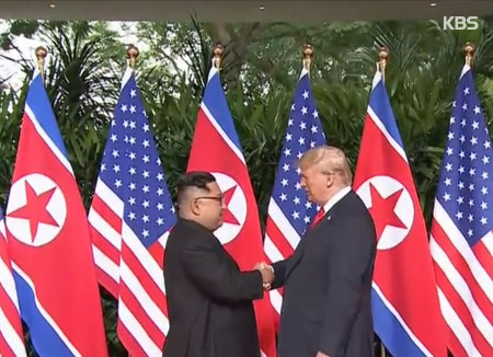 """Trump: """"Kim Jong Un es un negociador inteligente"""""""