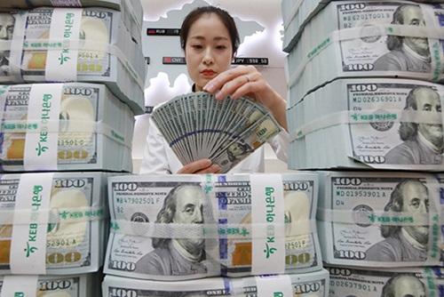 1月14日主要外汇牌价和韩国综合股价指数