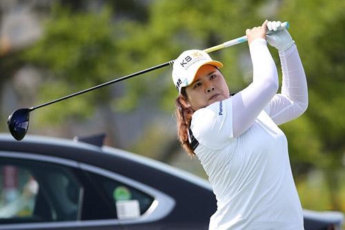 Golferin Park In-bee zur LPGA-Spielerin des Jahrzehnts gewählt