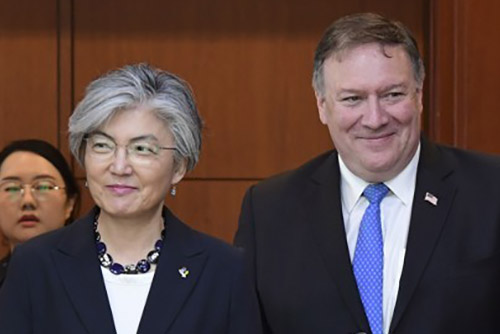S. Korea, US to Hold Foreign Ministers' Meeting