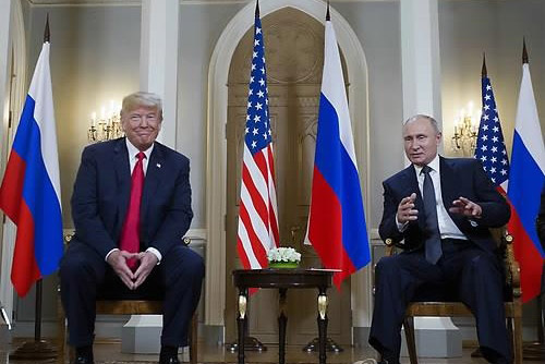 Russian establishment chalks up Trump summit as a win for Putin