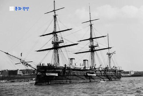 113年前在韩国近海沉没的俄巡洋舰被发现 或载150万亿韩元宝藏