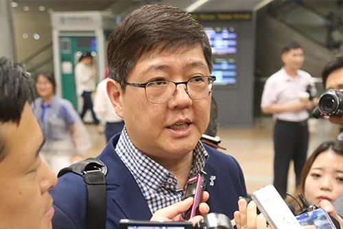 訪朝の金弘傑氏 「北韓は日本との交流に関心」