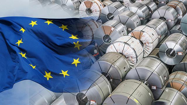 EU setzt Schutzmaßnahmen gegen Stahlimporte in Kraft