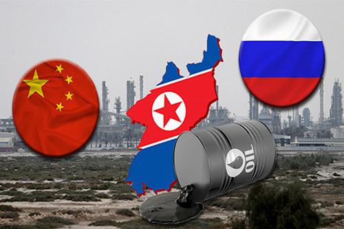 Nga và Trung Quốc ngăn chặn việc Mỹ yêu cầu dừng cung cấp sản phẩm lọc dầu cho Bắc Triều Tiên