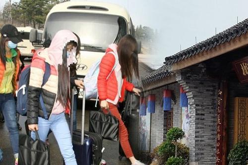 北韓 「女性従業員の返還を」 離散家族再会に支障も