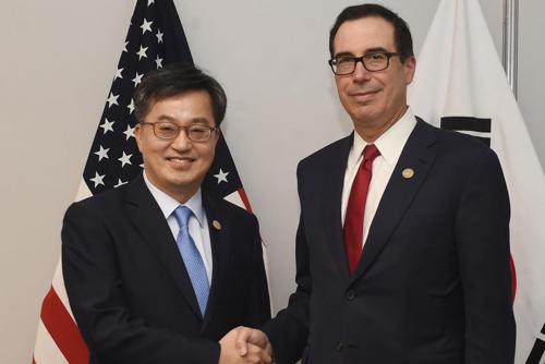 経済副総理 「韓国車の関税引き上げは不適切」