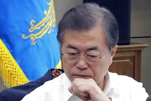 Pres. Moon Mulls Including Opposition Figures in His Cabinet