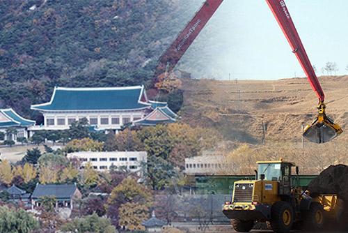 """청와대 """"북한산 석탄 문제 조사 중…아직 결론 못내"""""""