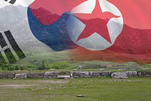 北韓選手団 合同チーム結成で韓国訪問