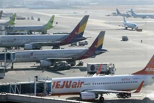 상반기 항공기 국제선 운항 27만 여대…지난해 대비 8.6% 증가