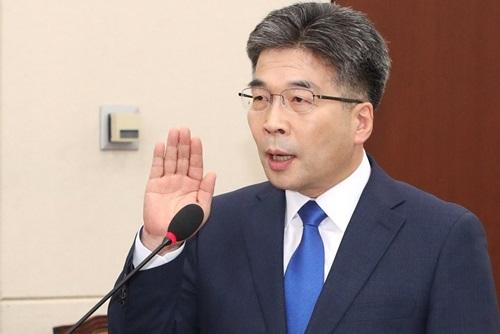 민갑룡 경찰청장 후보자 인사청문보고서 채택…'적격' 의견