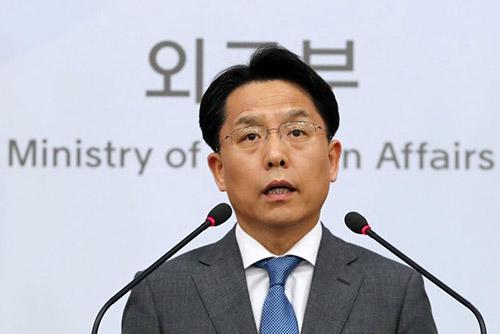 """외교부 """"계엄 문건이나 관련 요청 접수, 확인 안 돼"""""""