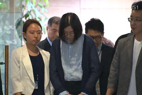 """'6억 밀수' 영장 신청…""""조현아, 조사 받다 뛰쳐나가"""""""