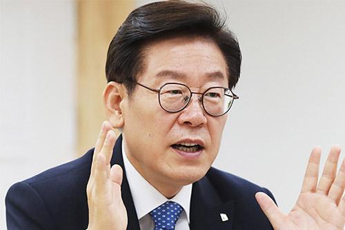 """이재명 """"사실 확인 안 된 채 의혹 전개"""""""