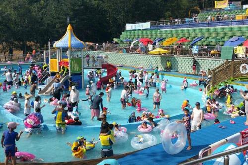 Пик летнего отпускного сезона в РК придётся на конец июля и начало августа