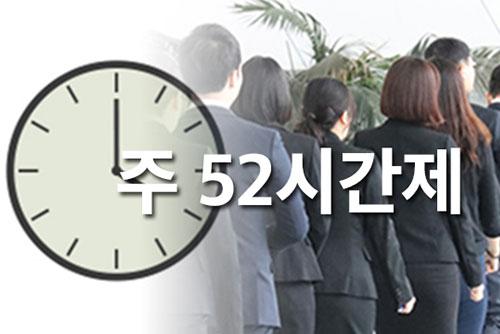 """주52시간제 적용 기업, """"9,775명 채용 완료"""""""