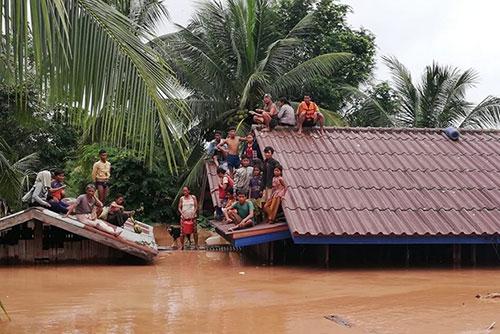 Laos Tetapkan Wilayah Bendungan Runtuh Sebagai Zona Bencana