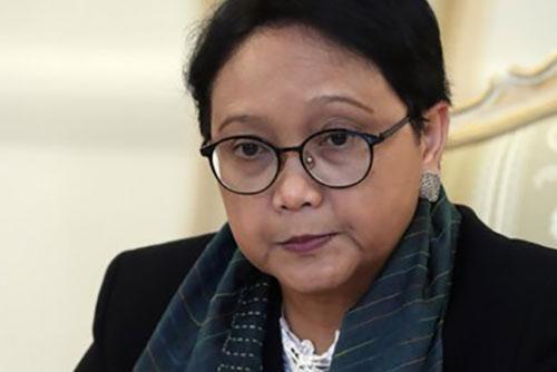 Menlu Indonesia Akan Kunjungi Korea Selatan Pada Hari Kamis