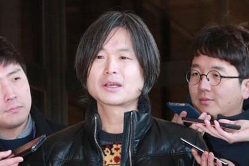 '이재명 추문 의혹' 김부선 사과문 대필 의혹 주진우기자 25일 오후 경찰 조사