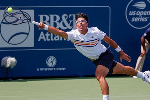 男子テニス チョン・ヒョン、世界ランキング92位に後退